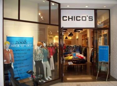 Chico's Women's Apparel – MacArthur Center, Norfolk, VA