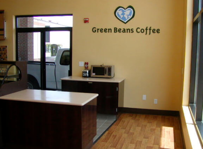 Green Beans Coffee Company – Langley Air Force Base, Hampton, VA
