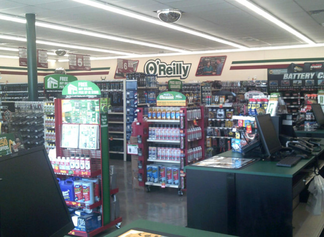 O'Reilly Auto Parts – Portsmouth, VA