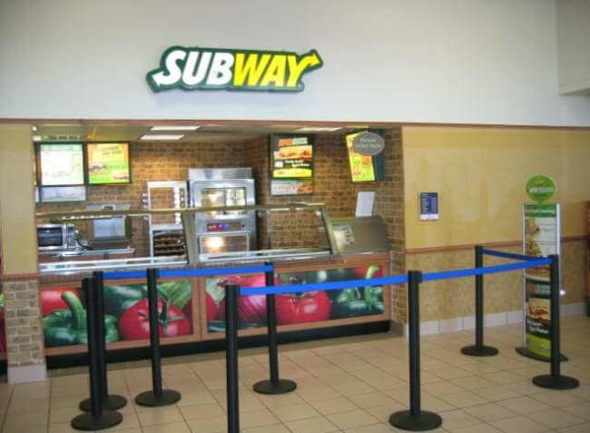 Subway – Langley Air Force Base, Hampton, VA