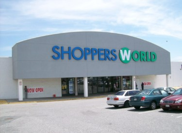 Shoppers World – Baltimore, Maryland